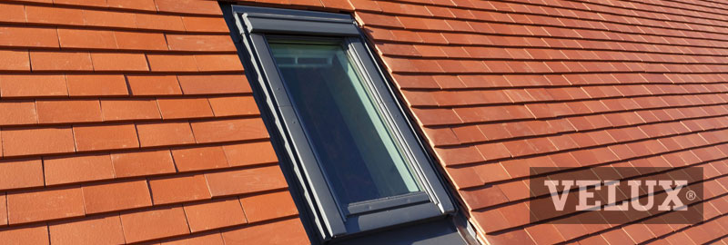 Velux windows and roof lights