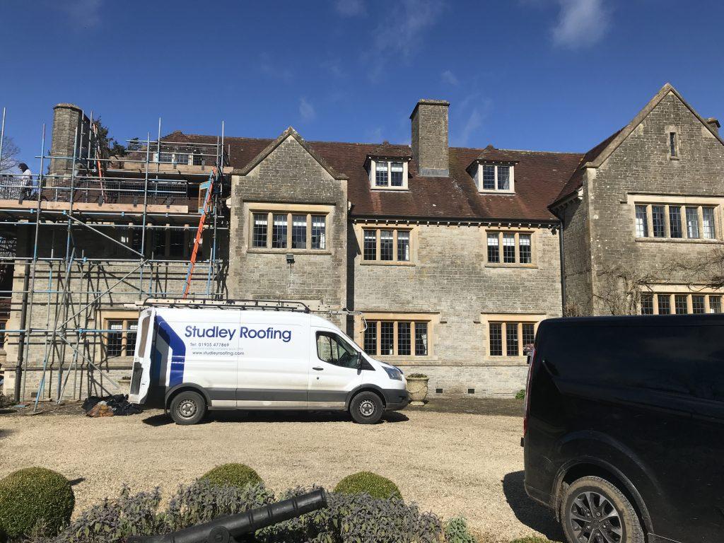 period property roof repairs